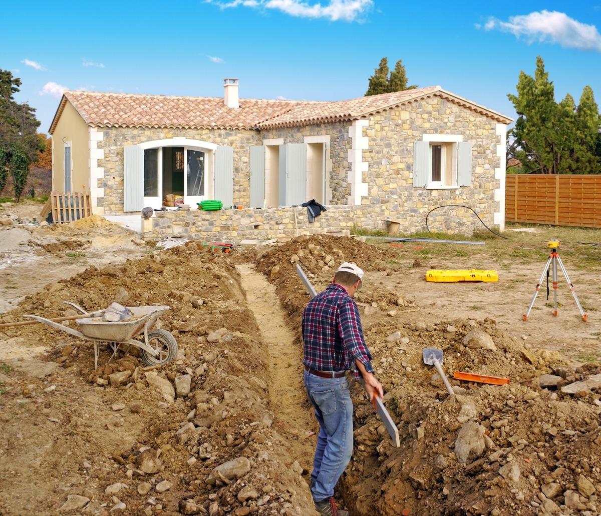 L'assainissement individuel pour une maison neuve